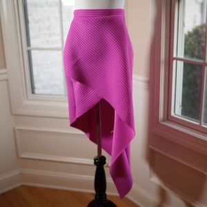 ASOS Waterfall Pink Skirt